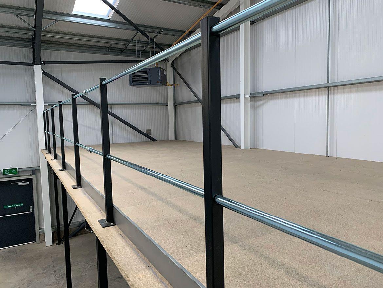 Mezzanine Floor In Leicestershire 2
