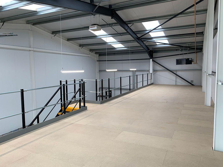 Mezzanine Floor In Leicestershire 3