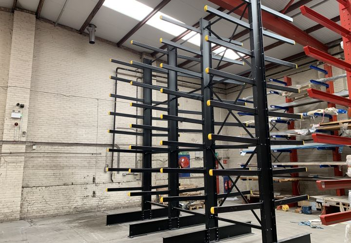 Cantilever Racking In Birmingham
