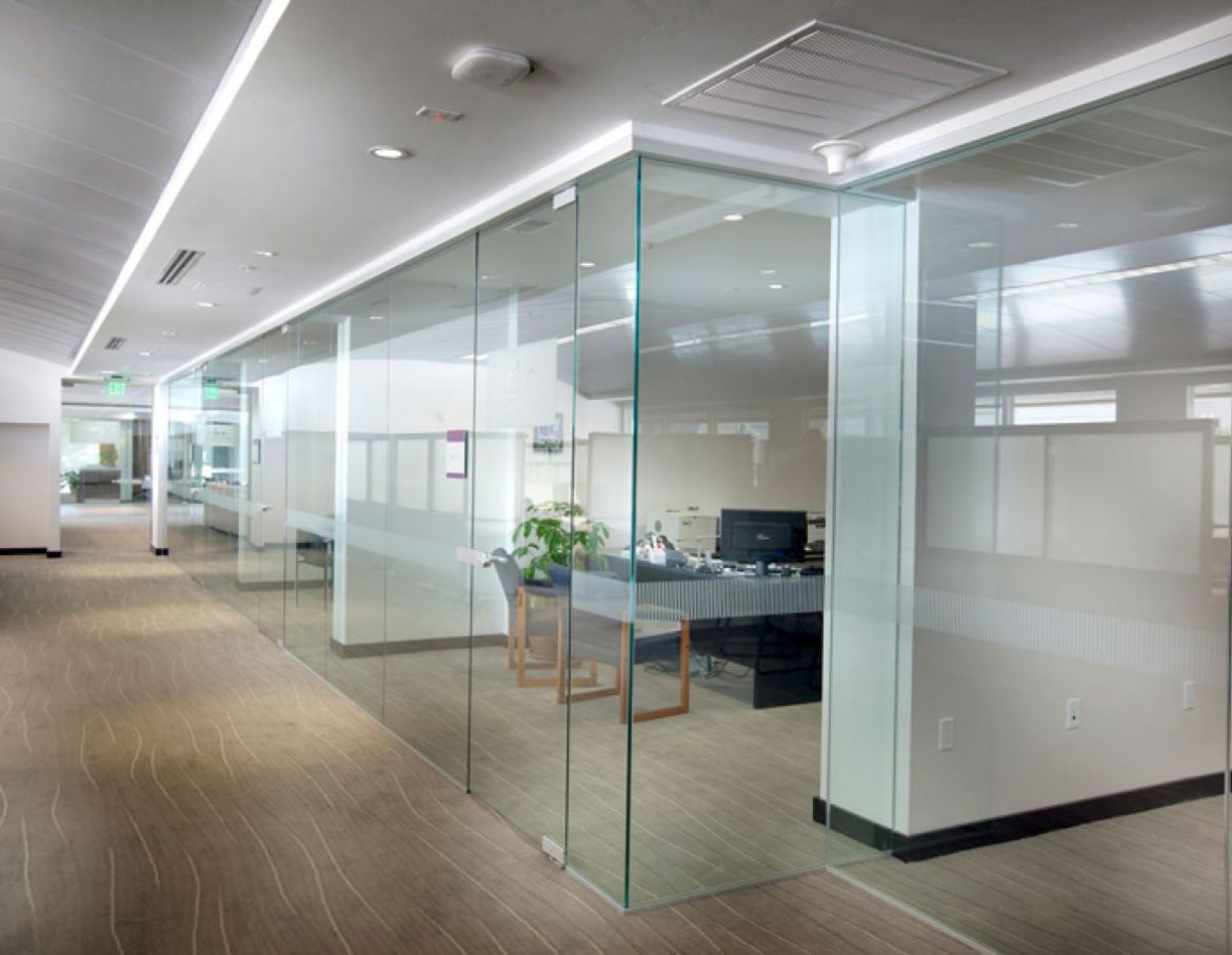Glass Partitions 1