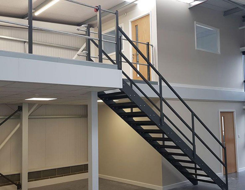 Office Mezzanine Floors 1