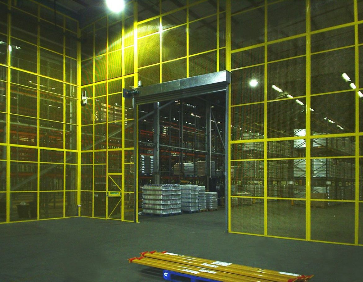 Steel Partitions 2