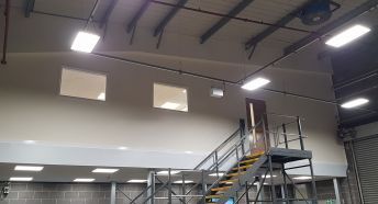 Office Mezzanine Floors