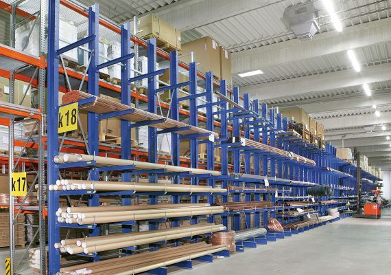 Standard Cantilever Racking