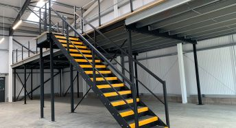 Warehouse Mezzanine Floors